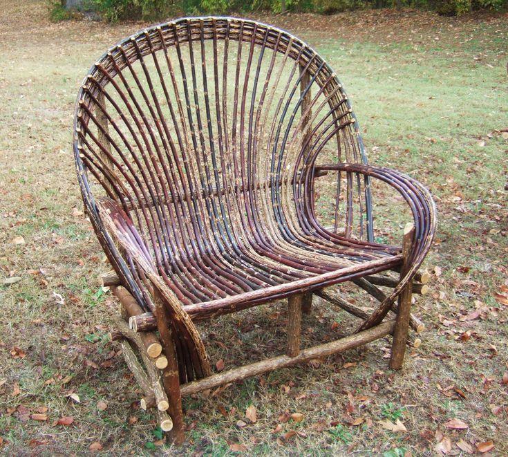 Willow Branch Furniture Loveseat 1 Jpg 1 707 1 535 Pixels Outdoor Living Pinterest Trees