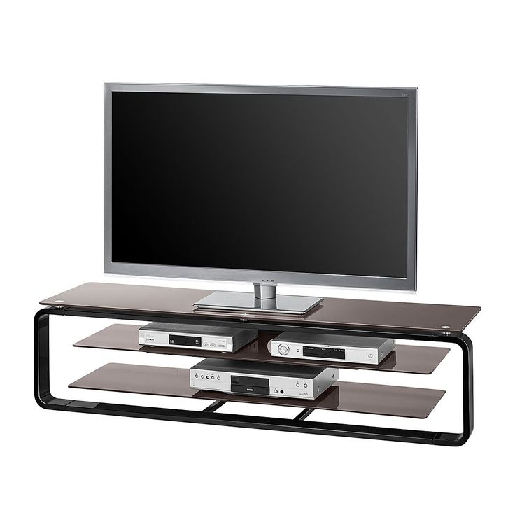 TV-Rack Jared I - Schwarz / Glas Lavagrau - 150 cm, Maja Möbel Jetzt bestellen unter: https://moebel.ladendirekt.de/wohnzimmer/tv-hifi-moebel/tv-racks/?uid=6437505f-0f4e-5954-b921-acff729e9140&utm_source=pinterest&utm_medium=pin&utm_campaign=boards #möbel #tvracks #maja #wohnzimmer #mediamöbel #tvhifimoebel