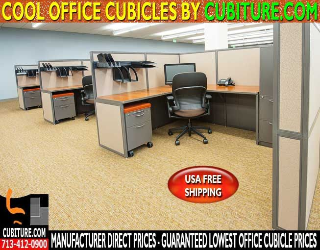 Unique Office Cubicles For Sale In Katy Texas Cypress TX Energy Corridor Houston