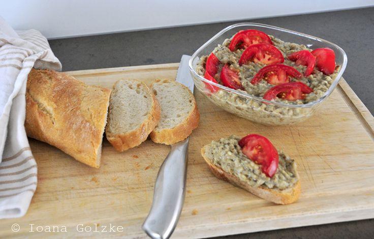 miss-red-fox - Rezept des Monats Juli - Rumänischer Auberginen-Salat