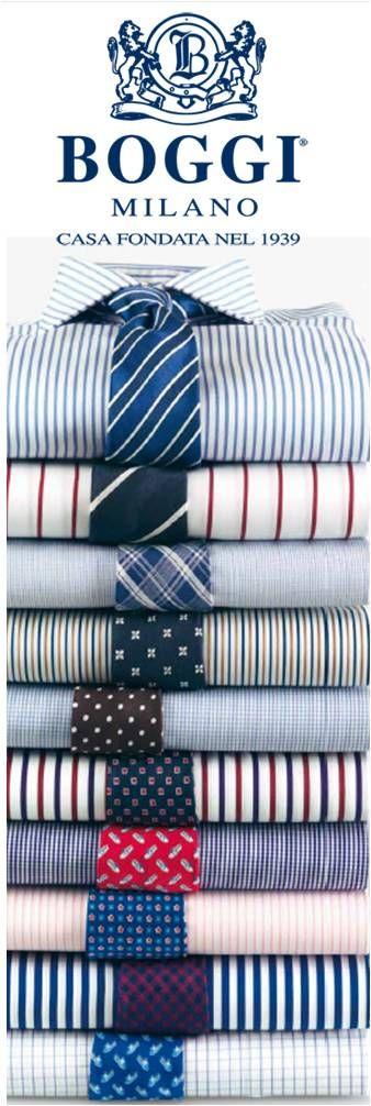 Camisas & corbatas