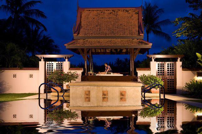 Banyan Tree Spa, Banyan Tree Phuket, Thailand- this is a must on my bucket list!