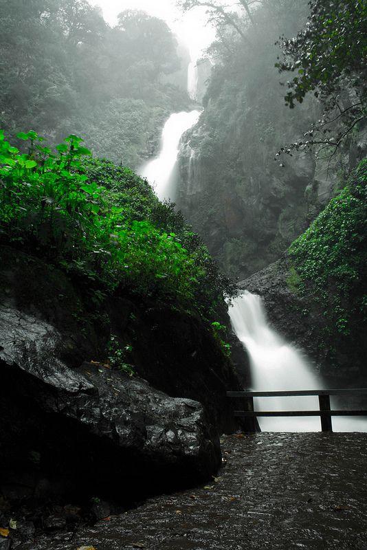 Cascadas De Tuliman  Chignahuapan Puebla