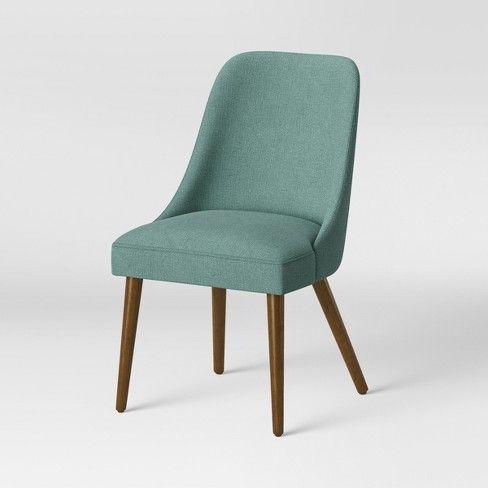 Pleasing Geller Mid Century Modern Dining Chair Black White Project Dailytribune Chair Design For Home Dailytribuneorg
