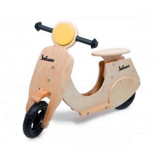 "Scooter senza pedali ""Wespa"""