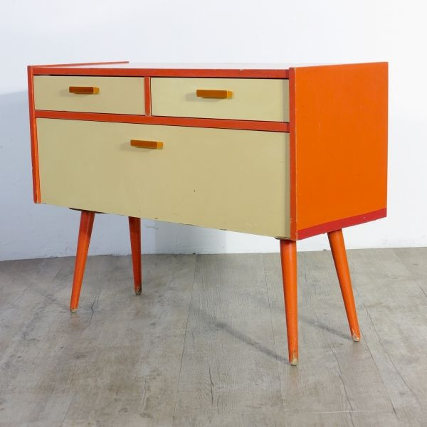 Small sideboard. Germany 1967