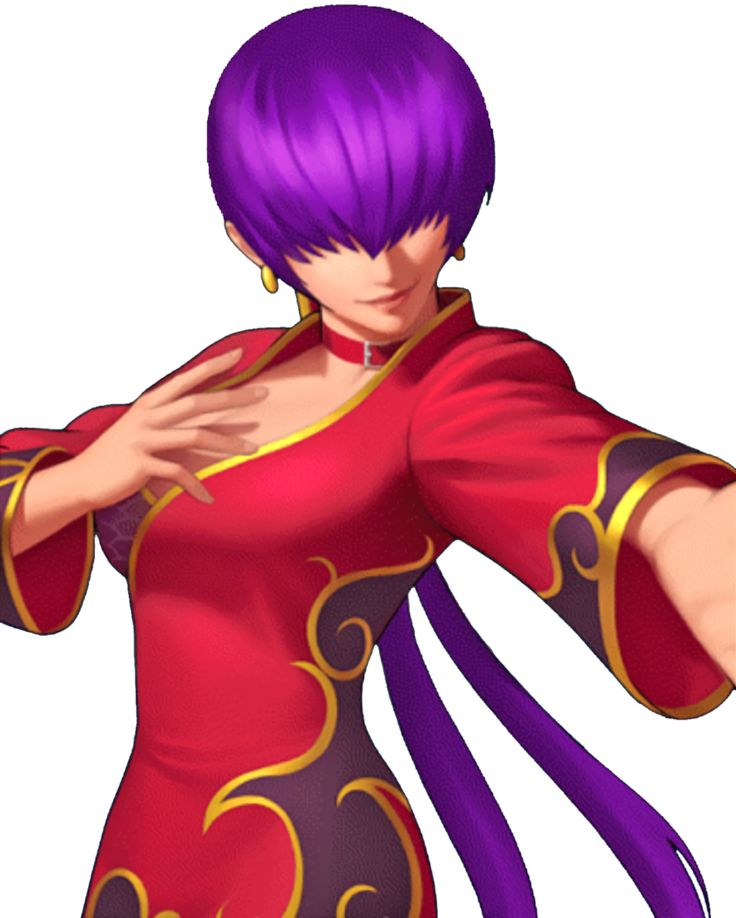 King of Fighters 98 UM OL Orochi Shermie by hes6789