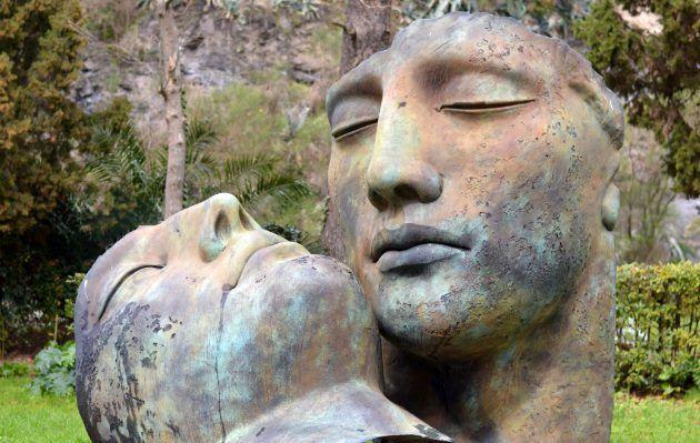 Känslosamt i Pompei