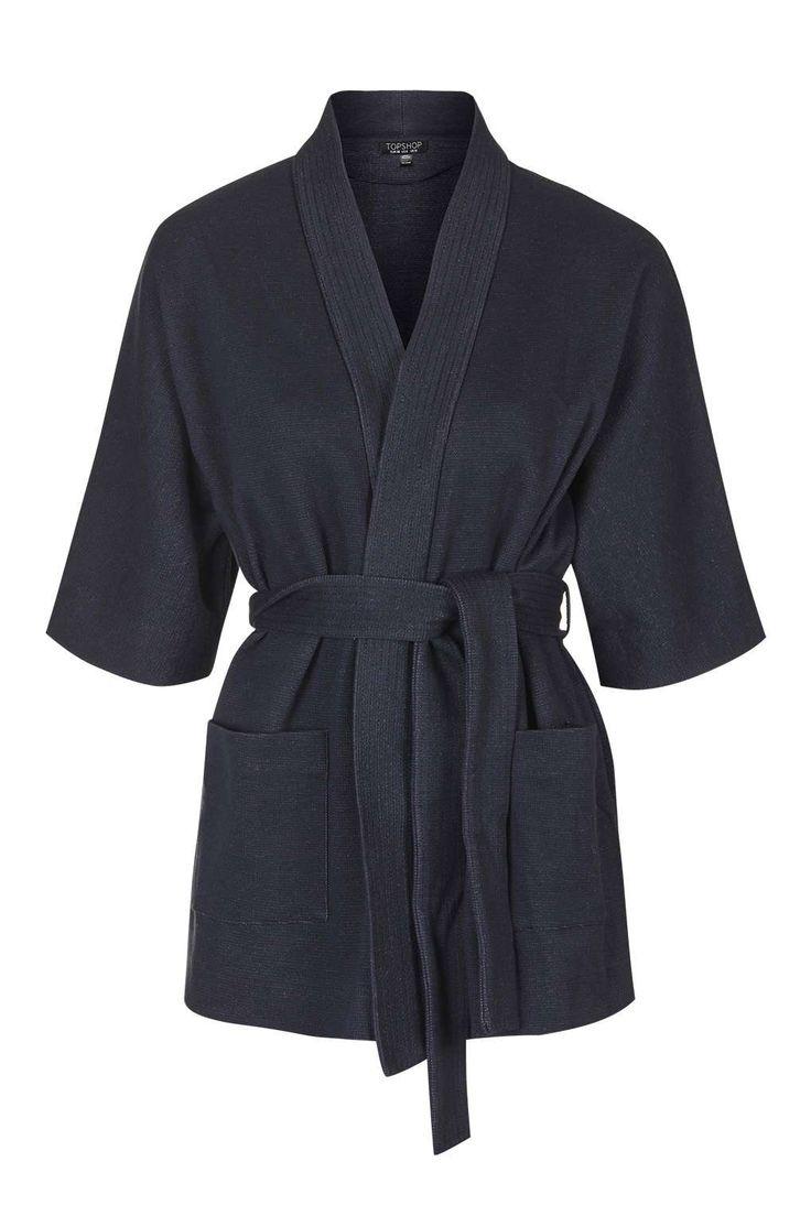 Photo 1 of Denim Judo Kimono