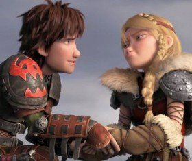 How to Train Your Dragon 2 Clip: Are Hiccup & Astrid An Item?
