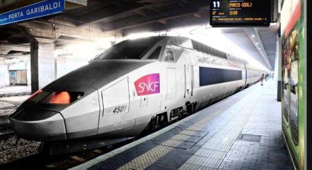 Parigi e Londra in treno