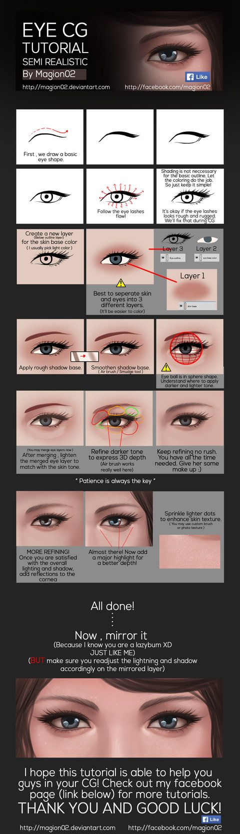 Find This Pin And More On Drawing Eye Tutorial How