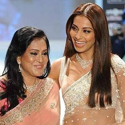 """#BharatMatrimony Celeb: """"Everything a mother says is only for our good. Being a good daughter is what I always want to be,"""" Says Bipasha Basu  Who gets along better?  Mother-daughter / Father-daughter"""