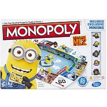 Monopoly Despicable Me 2 Game