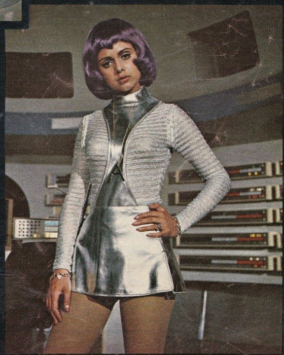 UFO - 1970 - vintage British Sci-Fi Movies and Shows