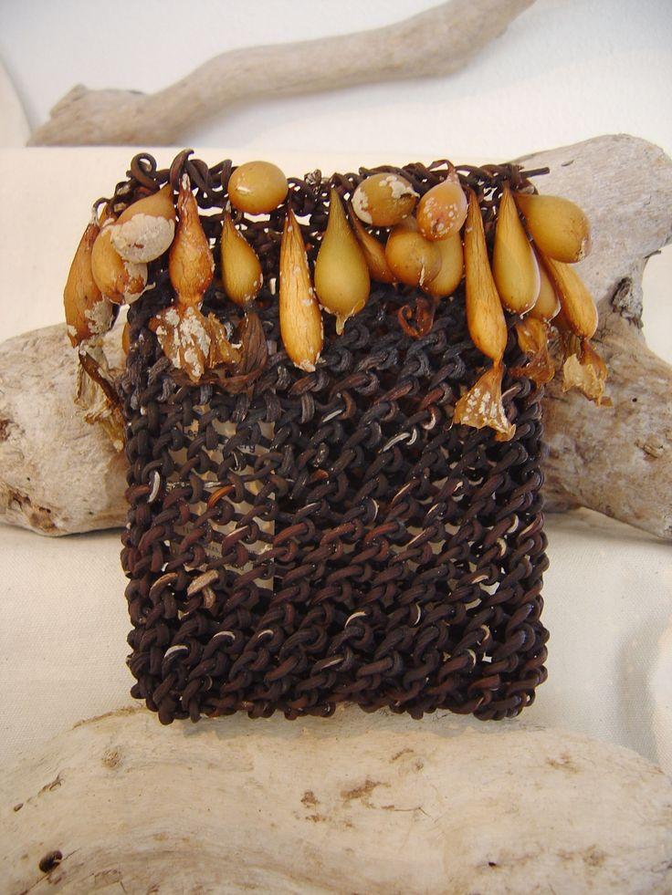 Leah Danberg: seaweed basket