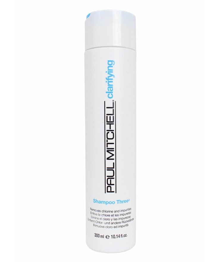 The Best Clarifying Shampoos, According to 5 Hair Pros - Paul Mitchell Clarifying Shampoo Three from InStyle.com