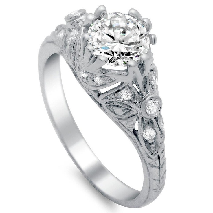 227 best Engagement Rings images on Pinterest Wedding bands