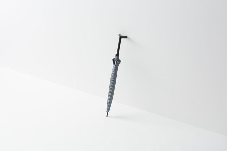 Stay-Brella: a stable umbrella designed by Nendo