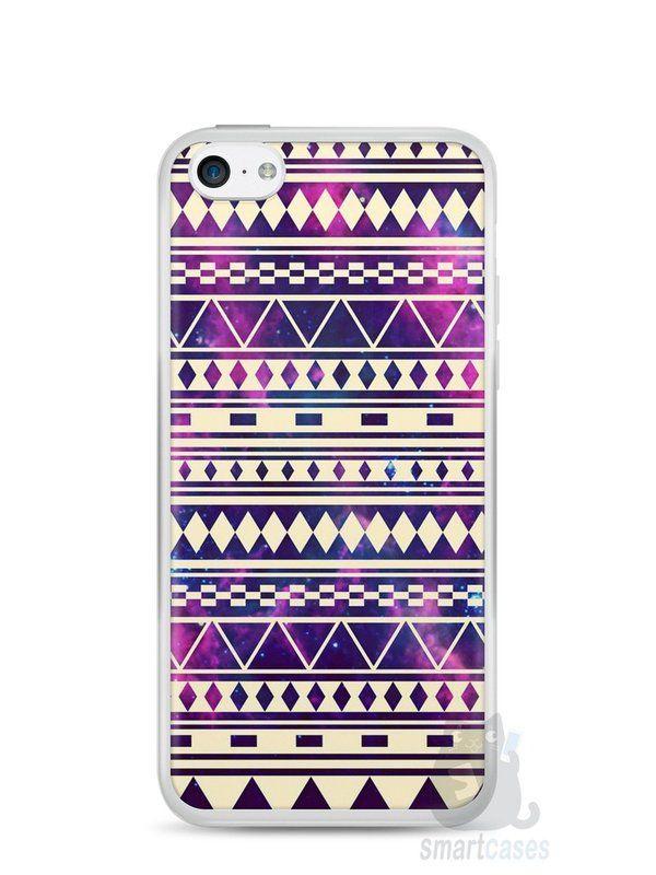 Capa Iphone 5C Étnica #1 - SmartCases - Acessórios para celulares e tablets :)