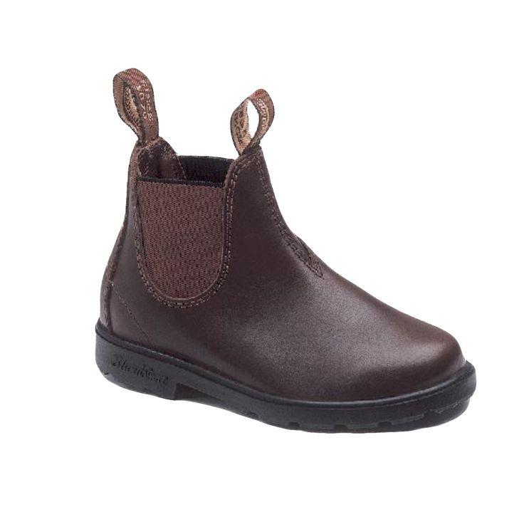 """Blundstone Classic Brown Boot - Style 530 Authentic Blundstone Classic Original Brown Boot - Style 530 """"Blunnies"""" Children Kids Baby @VIRKOTIE www.virkotie.com"""