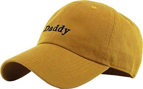 4f40ae6205f  3.99 -  10.99 KBETHOS Daddy Dad Hat Baseball Cap Polo Style Adjustable  Cotton Baseball