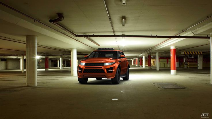 Checkout my tuning #RangeRover #Evoque5door 2012 at 3DTuning #3dtuning #tuning