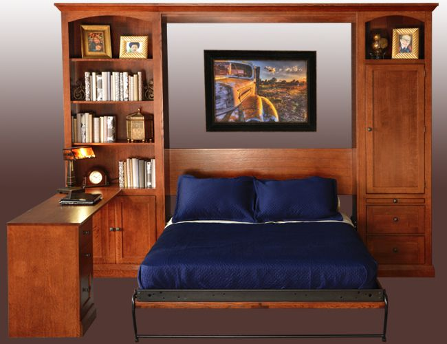 The 25 Best Murphy Bed With Desk Ideas On Pinterest