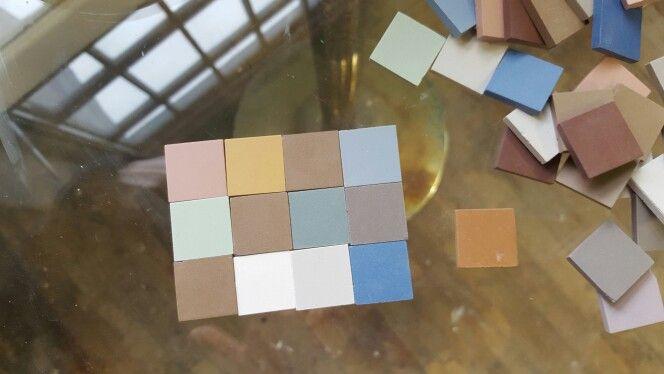 Mosaik tiles