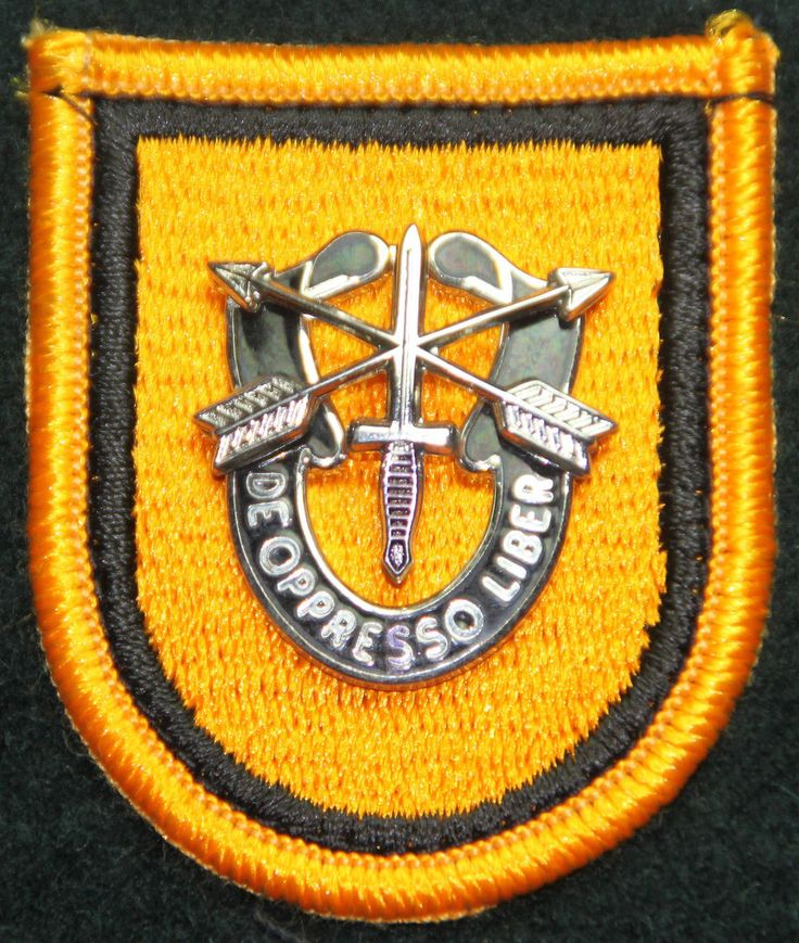 U.S. Army 1st Special Forces Group