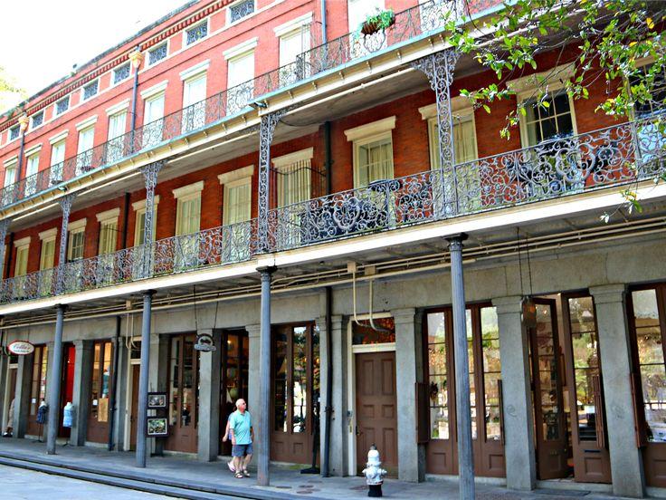 The Pontalba Apartments At Jackson Square French Quarter Nola Nola Neighborhoods New Orleans French Quarter French Quarter Jackson Square