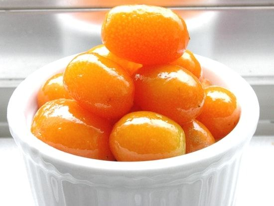 Recette de Kumquats confits : la recette facile
