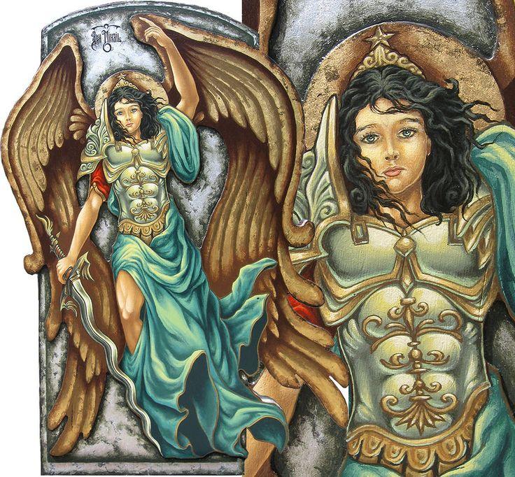361 Best St. Michael The Archangel Images On Pinterest