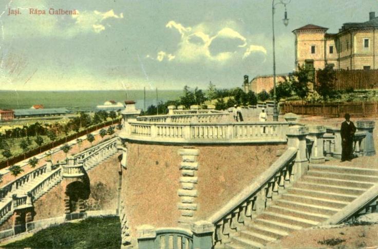 Iaşi, Râpa Galbenă (1913)