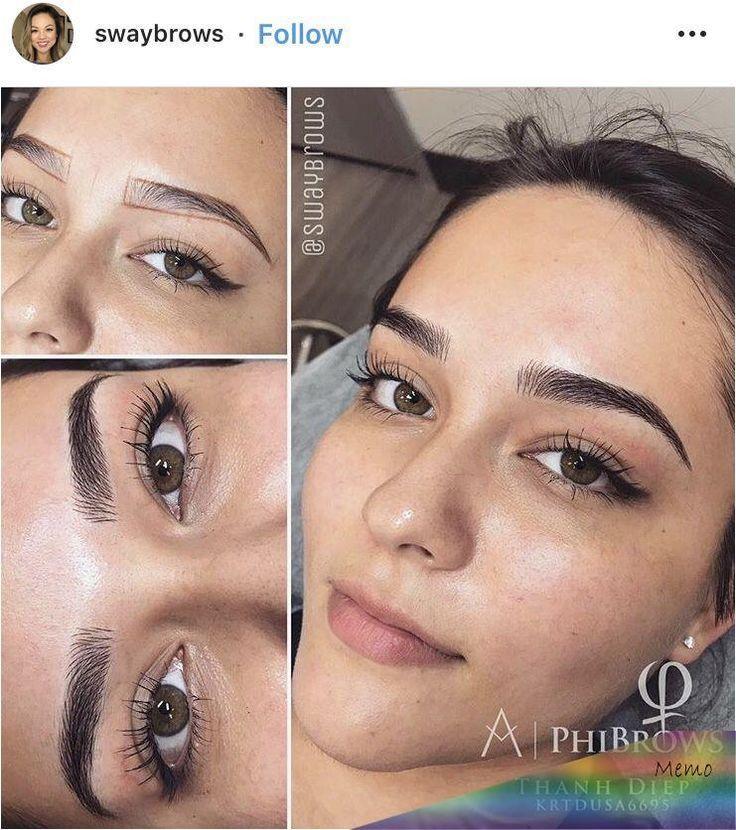 Pin von Aileen Aileen. auf Augenbrauen in 2020 Henna