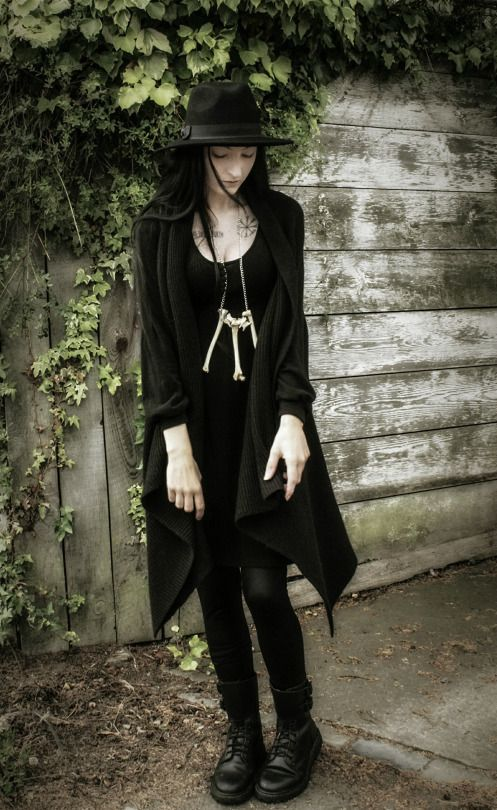 2247 Best Gothic Style Images On Pinterest Clothes