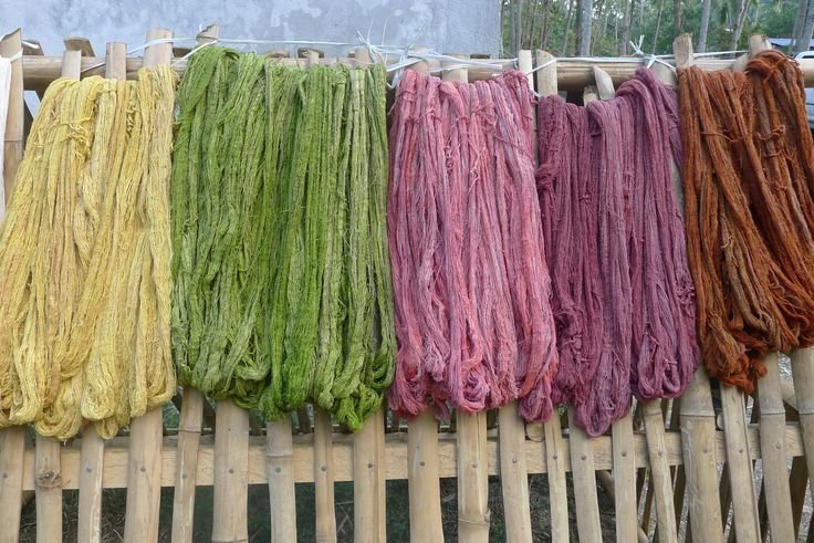 Natural Plant Dye. Sustaining culture, Protecting the environment.  Providing ethical incomes. Business sustainability. Perfect! Weaving Fair Futures.
