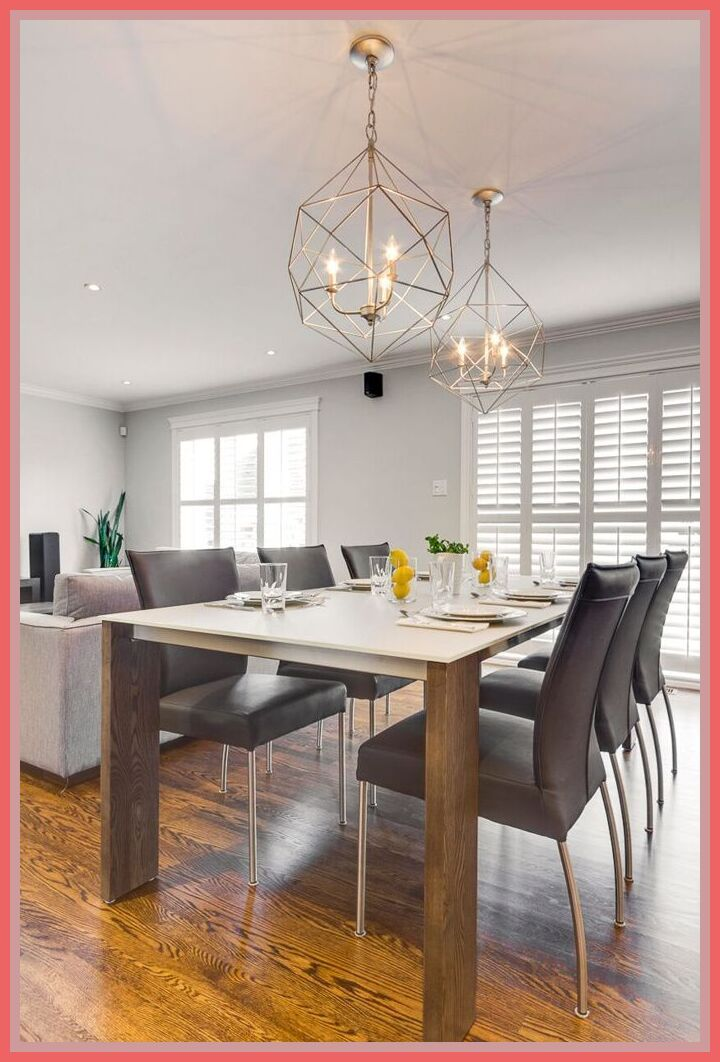 130 Reference Of Dining Table Contemporary Lighting In 2020 Modern Dining Room Lighting Farmhouse Dining Room Modern Farmhouse Dining Room