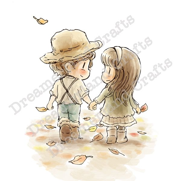 Walk With Me Hand In Hand