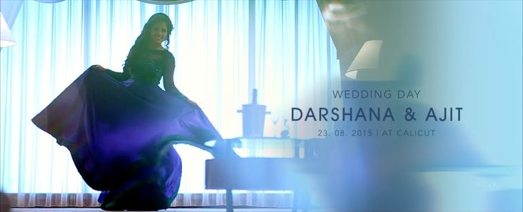 Hindu Wedding Cinematography Of Darshana & Ajit