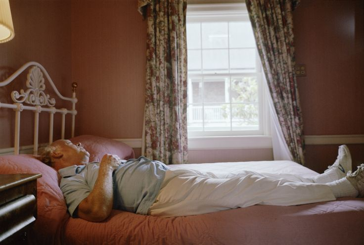 The portraiture of William Eggleston, whose color photography helped shepherd…
