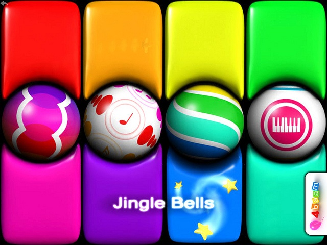 PianoBall - Jingle Bells