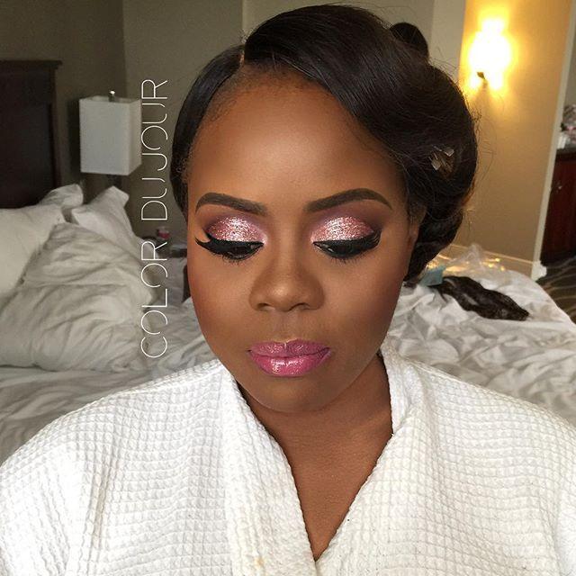 Bridal Makeup Tutorial For Dark Skin | Makewalls.co