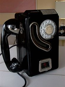 Teléfono - Wikipedia, la enciclopedia libre