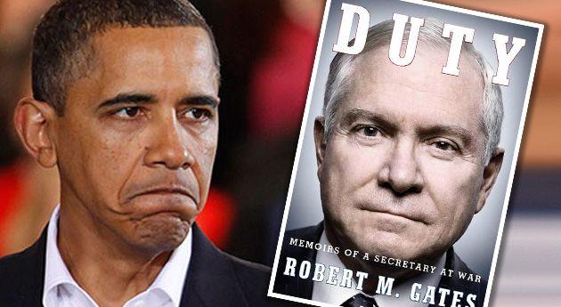 El libro que pone en entredicho el liderazgo de Obama