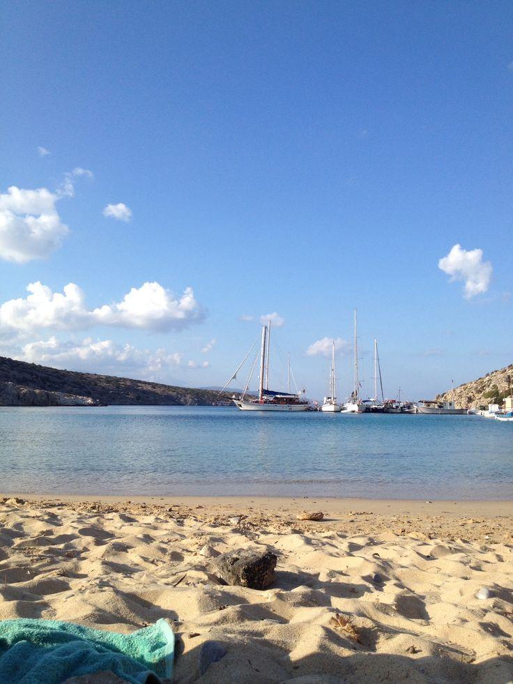 Agios Georgios, Iraklia, Cyclades, Greece