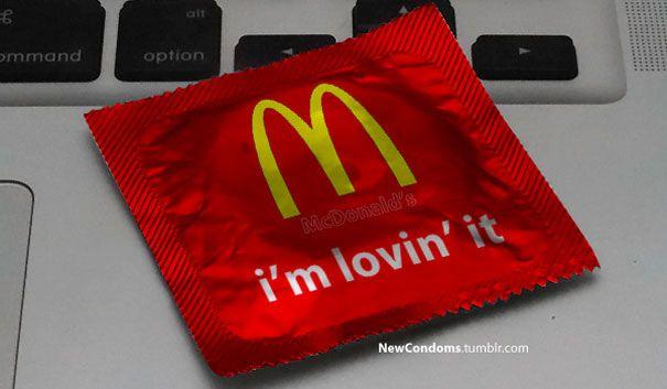 Max Wright- creative condom ads