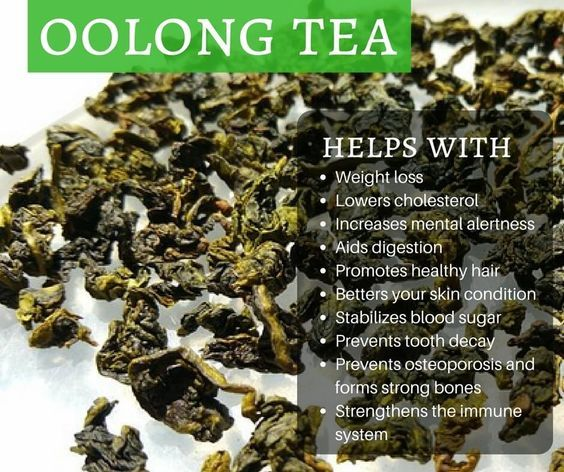 Oolong tea can do these?  Sure. Get oolong tea and get the benefits. #OolongTeas