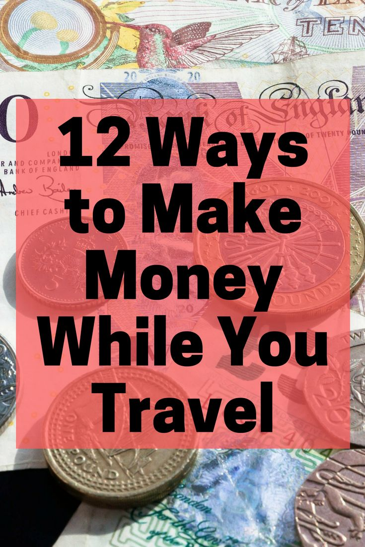 how to make money while travelling euroe