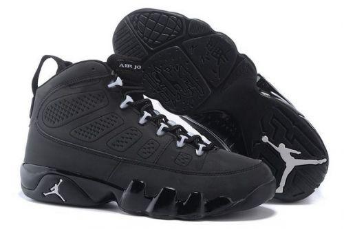 Official Air Jordan 9 Anthracite Anthracite Black-White - Mysecretshoes